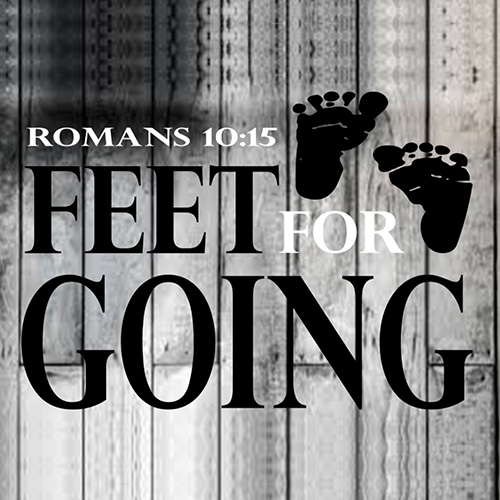 Feet For Going