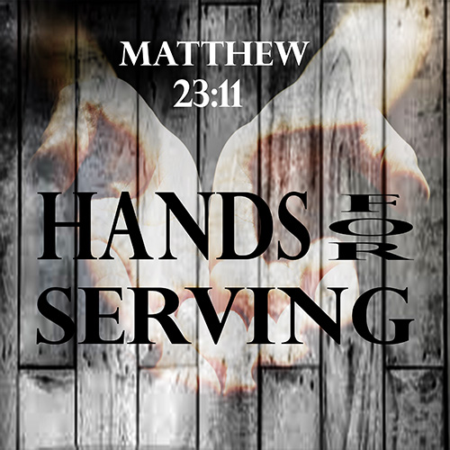 Hands For Serving