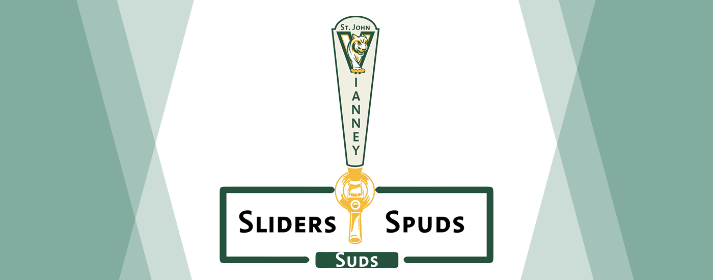 Sliders, Spuds, and Suds