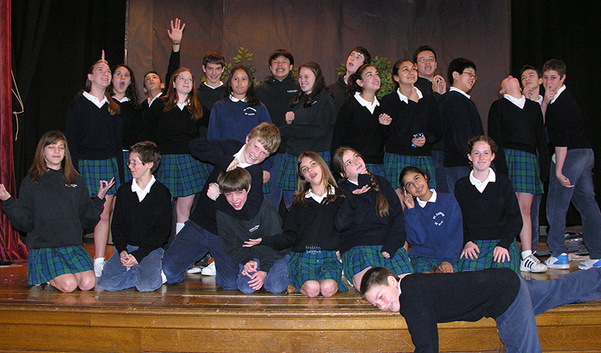 One Acts 2 (Winter 2005)
