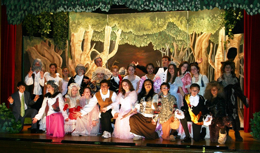 Into the Woods (Spring 2007)
