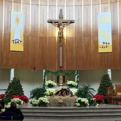 Our Lady of the Assumption Church Advent, Christmas, and New Year Schedules