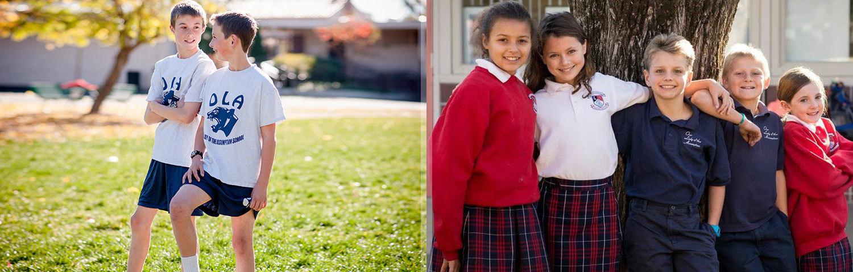 School Uniforms Our Lady Of The Assumption School Carmichael