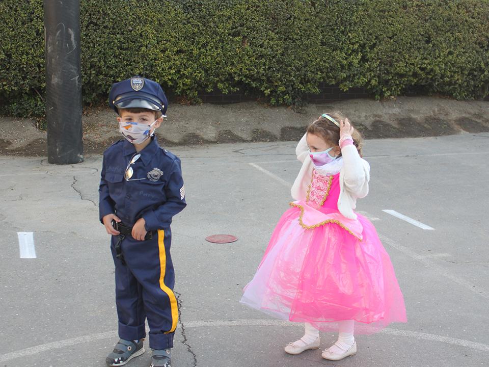 Hybrid Halloween
