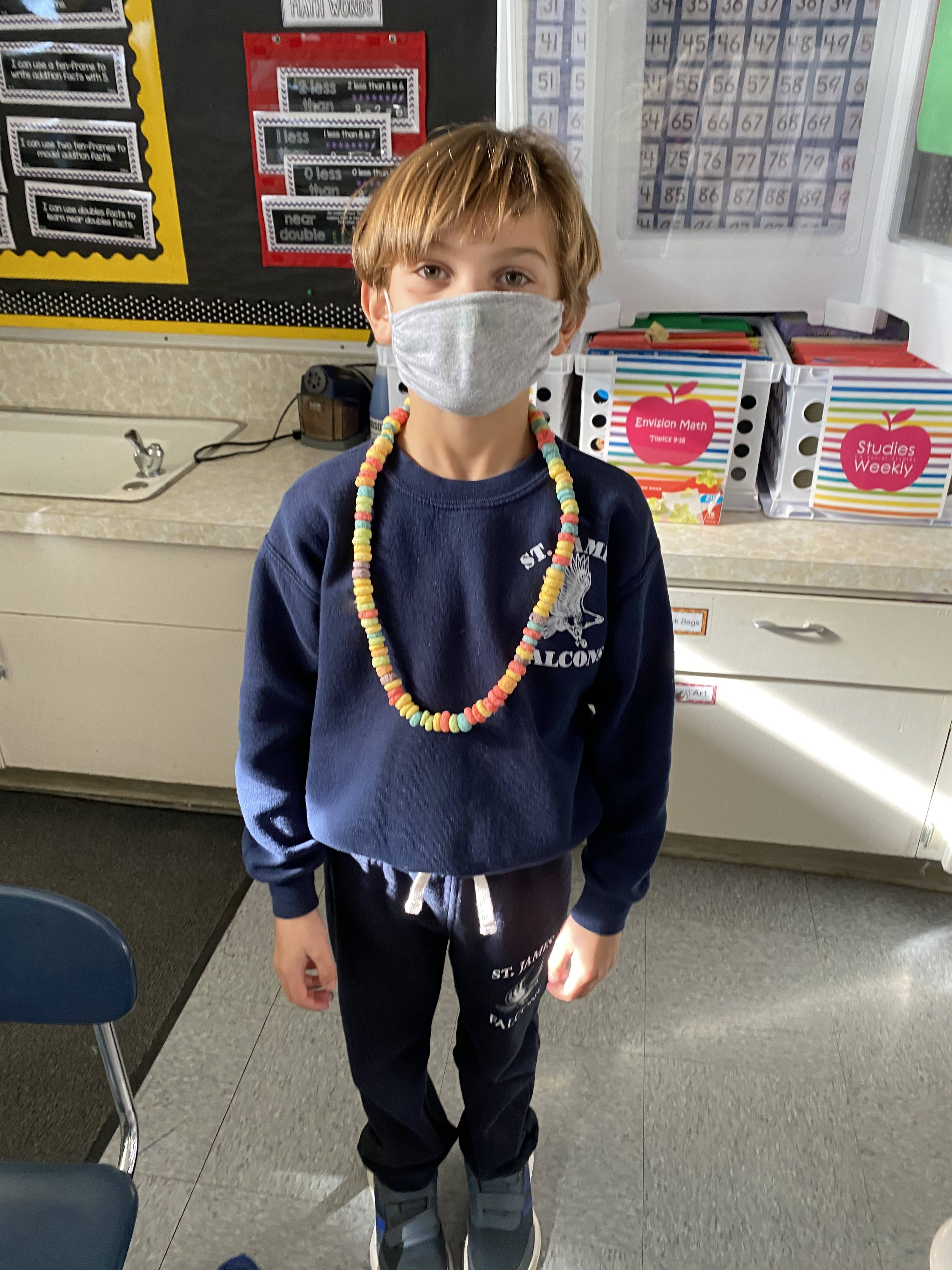 First grade hundreds day