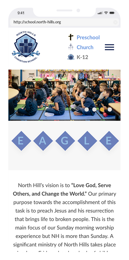 North Hills School