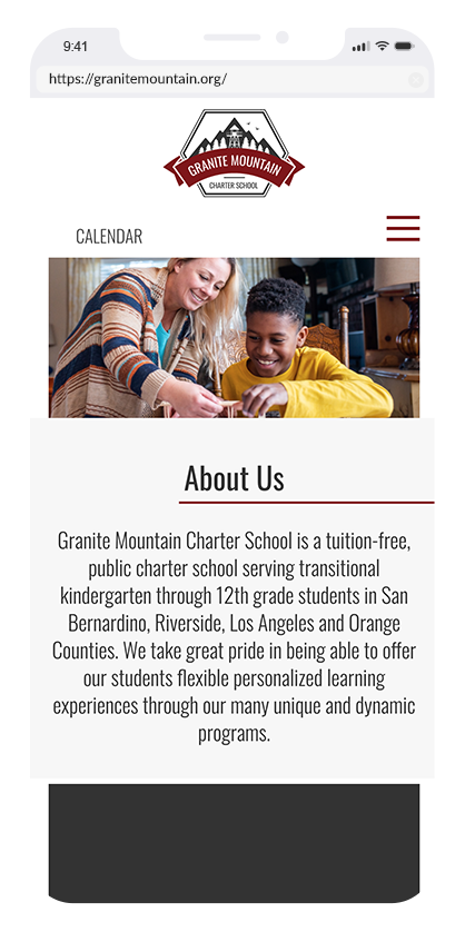 Granite Mountain Charter School