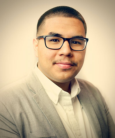 Javier Rivera - Executive Administrative Assistant