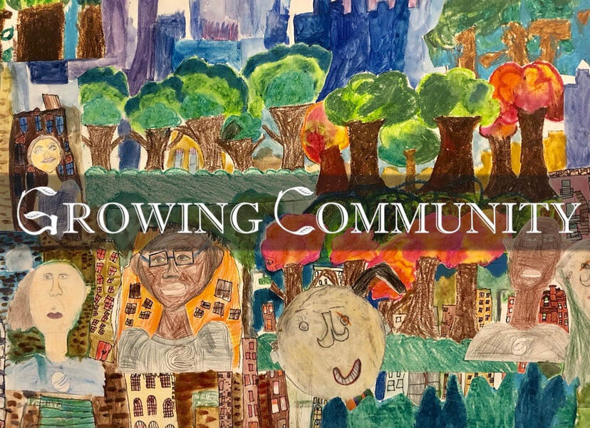 "0 image for Art Exhibit ""Growing Community"""