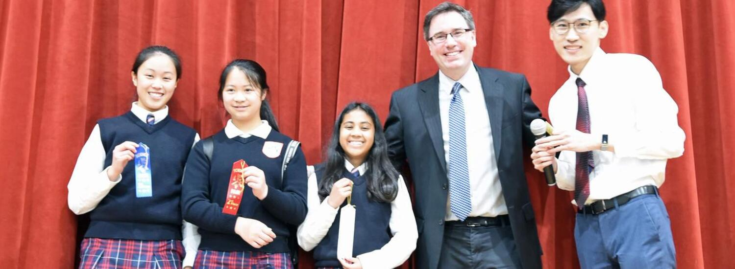 Science Fair Winners image for Holy Name School